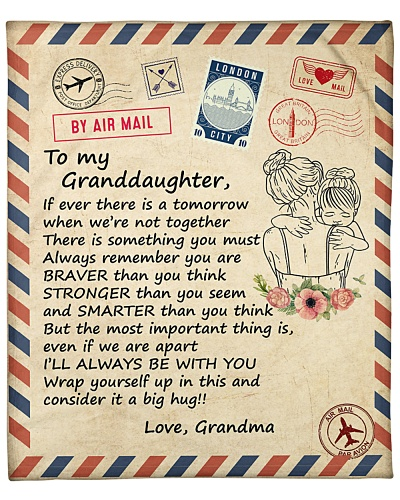 if ever there is a tomorrow -Grandma-Granddaughter