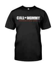 Call of Mommy Classic T-Shirt front