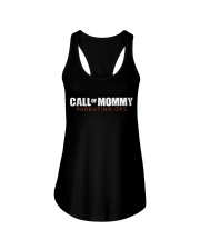 Call of Mommy Ladies Flowy Tank thumbnail