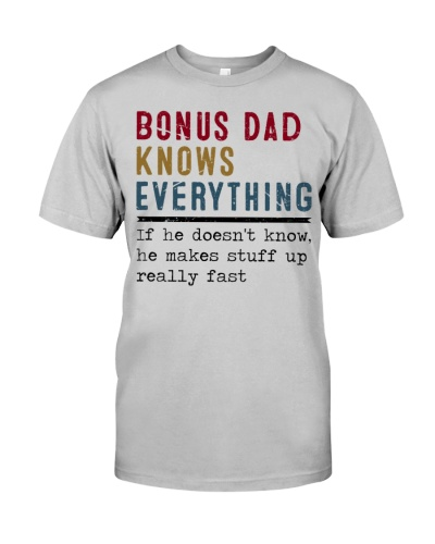 Bonus Dad Knows Everything