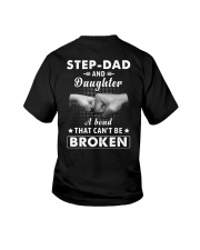 Step Dad And Daughter A Bond That Can't Be Broken Youth T-Shirt thumbnail