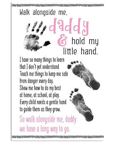 Walk Alongside Me Daddy