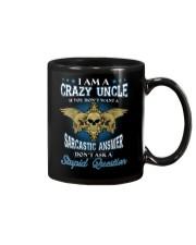 I Am A Crazy Uncle Mug thumbnail