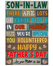 SIL You're Special Happy Father's Day 11x17 Poster front
