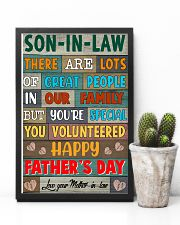SIL You're Special Happy Father's Day 11x17 Poster lifestyle-poster-8