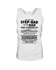 I'm The Dad Have Stubborn Daughter Unisex Tank thumbnail