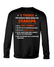 5 Things You Should Know About My Grandpa Crewneck Sweatshirt thumbnail