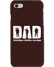 Dad The Veteran The Myth The Legend Phone Case thumbnail