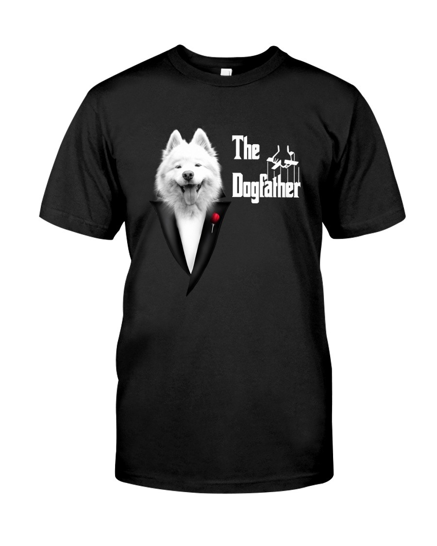 The DogFather Samoyed Classic T-Shirt