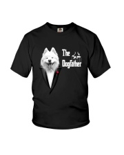The DogFather Samoyed Youth T-Shirt tile