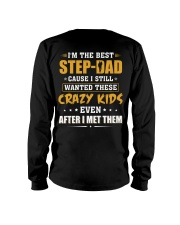 I'm The Best Step-dad Long Sleeve Tee thumbnail