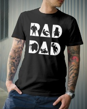 Rad Dad Classic T-Shirt lifestyle-mens-crewneck-front-6