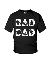 Rad Dad Youth T-Shirt thumbnail