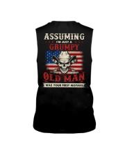 Assuming I'm Just A Grumpy Old Man Sleeveless Tee thumbnail