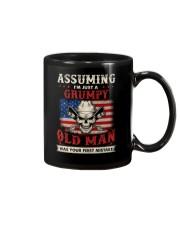 Assuming I'm Just A Grumpy Old Man Mug thumbnail