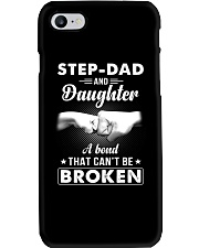 Step-Dad And Daughter A Bond That Can't Be Broken Phone Case thumbnail