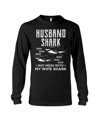 Husband Shark Doo Doo Doo