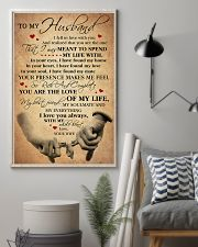 To my Husband - I Love You always 11x17 Poster lifestyle-poster-1