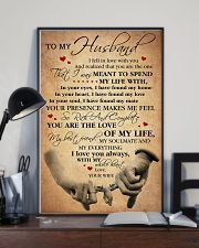 To my Husband - I Love You always 11x17 Poster lifestyle-poster-2