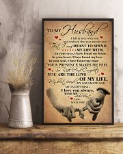 To my Husband - I Love You always 11x17 Poster lifestyle-poster-3