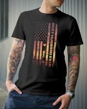 Best Husband Ever Classic T-Shirt lifestyle-mens-crewneck-front-6