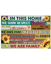 We Are Family 17x11 Poster front