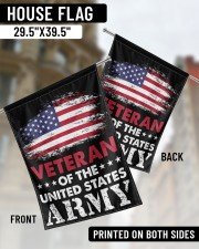 """Veteran Of The United States Army 29.5""""x39.5"""" House Flag aos-house-flag-29-5-x-39-5-ghosted-lifestyle-02"""