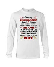 I Love My Husband Long Sleeve Tee thumbnail