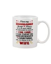 I Love My Husband Mug thumbnail