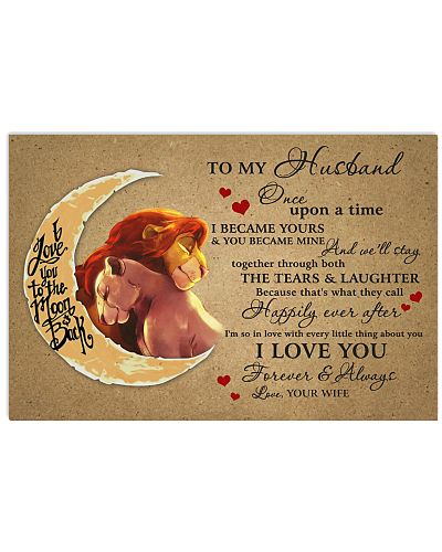 To My Husband I Love You Forever And Always