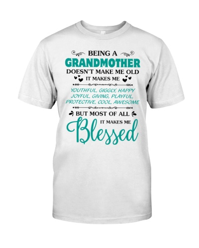 Being A Grandmother Makes Me Blessed