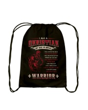 Warrior Drawstring Bag tile