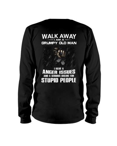Walk Away I Am Grumpy Old Man