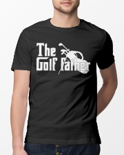 The Golf Father Classic T-Shirt lifestyle-mens-crewneck-front-13