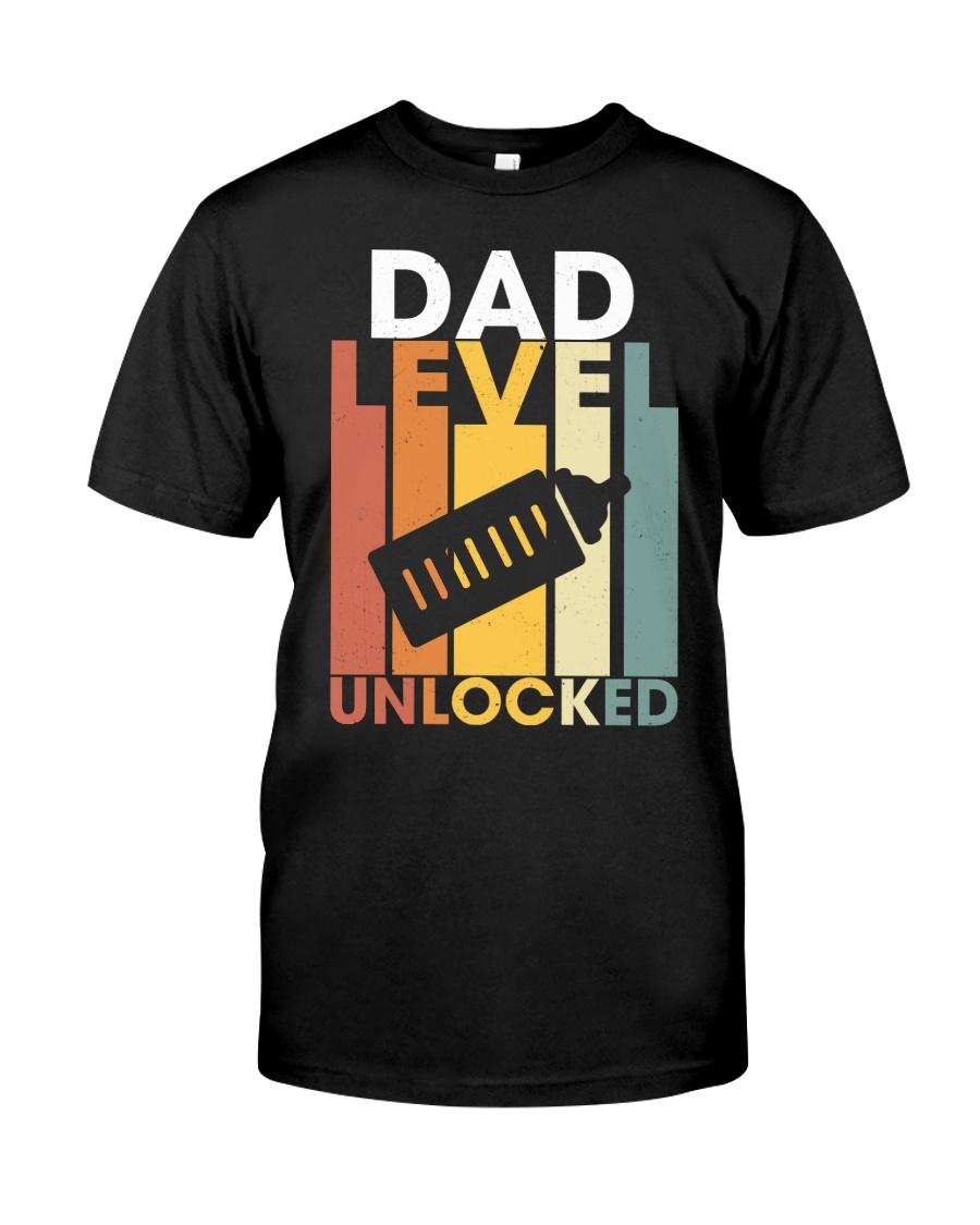 Dad Lever Unlocked Classic T-Shirt