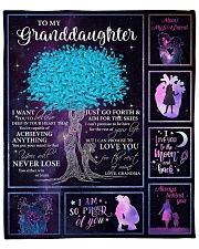 """I Can Promise To Love U Tree GM To GD Fleece Blanket - 50"""" x 60"""" front"""