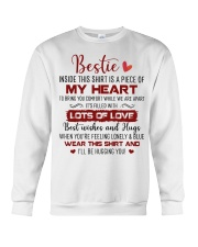 Bestie When You're Feeling Lonely Blue Wear Shirt Crewneck Sweatshirt thumbnail
