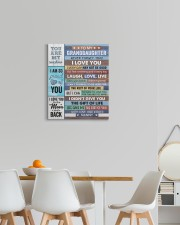 Never Forget That I Love U-Nanny To Granddaughter 16x20 Gallery Wrapped Canvas Prints aos-canvas-pgw-16x20-lifestyle-front-05