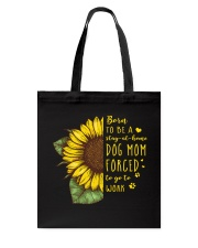 Born To Be A Stay At Home Dog Mom Tote Bag thumbnail