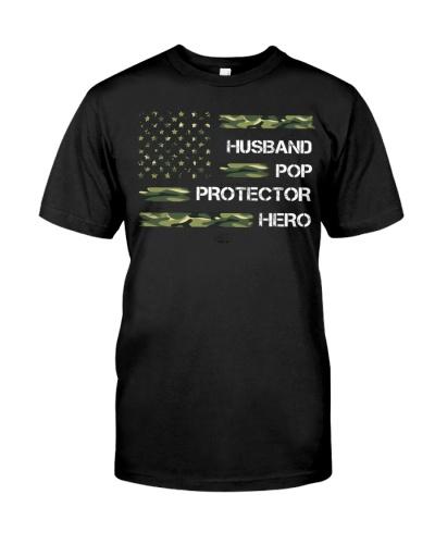 Husband Pop Protector Hero