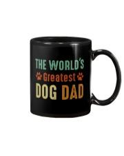 The World's Greatest Dog Dad Mug thumbnail