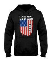 I Am Not Most Men Papa Hooded Sweatshirt thumbnail