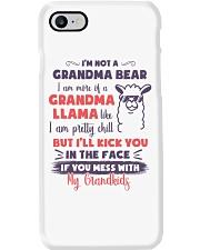 I Am More Of A Grandma Llama Like Phone Case thumbnail