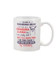 I Am More Of A Grandma Llama Like Mug thumbnail