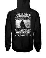 Father and Daughter not always eye to eye Hooded Sweatshirt thumbnail