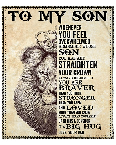Son Lion Remember Straighten Your Crown
