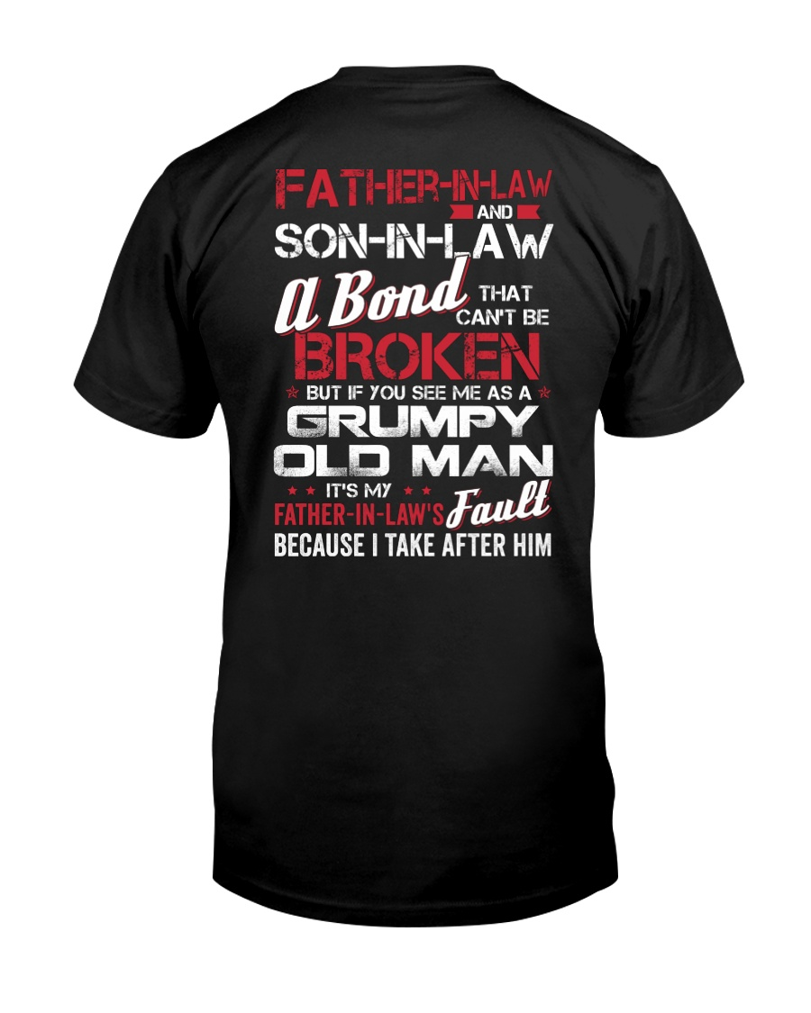 FIL And SIL A Bond That Can't Be Broken Classic T-Shirt