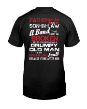 FIL And SIL A Bond That Can't Be Broken Classic T-Shirt back