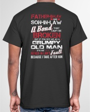 FIL And SIL A Bond That Can't Be Broken Classic T-Shirt garment-tshirt-unisex-back-04