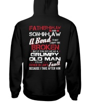 FIL And SIL A Bond That Can't Be Broken Hooded Sweatshirt thumbnail